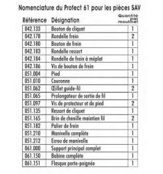 Protect 61 Moulinet Toc
