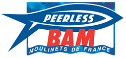 PEERLESS BAM - MOULINETS DE FRANCE
