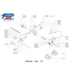 BAM 170 - Le colibri