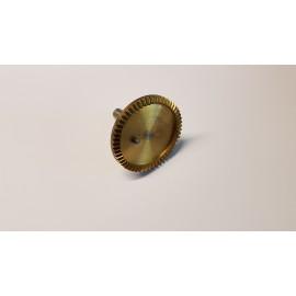 Couronne dentée complète  bronze