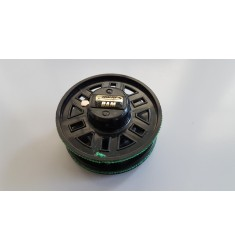 R72D reel left hand knob